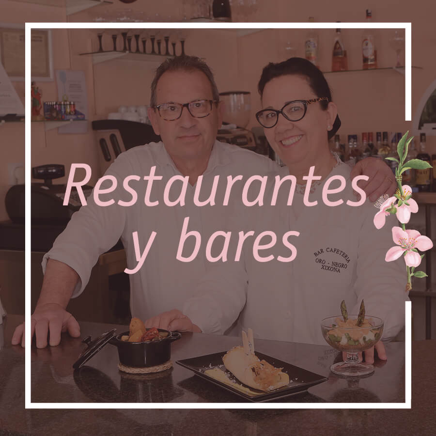 Restaurante y bares Jijona